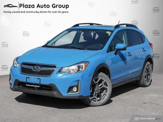 Used 2016 Subaru XV Crosstrek Limited Package w/Technology Package for sale in Orillia, ON