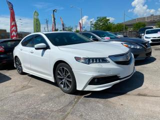 Used 2016 Acura TLX ELITE | SH-AWD | LEATHER | LOADED for sale in Scarborough, ON