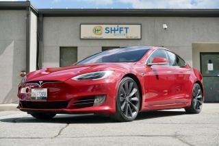 Used 2017 Tesla Model S 100D ENHANCED AP, FULL SELF DRIVE, CARFAX CLEAN, CPO WARRANTY for sale in Burlington, ON