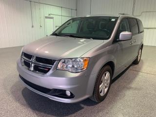 Used 2018 Dodge Grand Caravan Crew * Buy Online * Home Delivery for sale in Brandon, MB