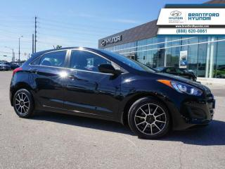 Used 2016 Hyundai Elantra GT FULLY SERVICED HERE | LOW KM | 1 OWNER  - $103 B/W for sale in Brantford, ON