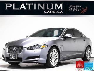 Used 2012 Jaguar XF Portfolio, NAV, CAM, LEATHER, HEATED, BLUETOOTH for sale in Toronto, ON