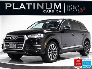 Used 2017 Audi Q7 3.0T quattro Technik, 7 PASS, NAV, PANO, BOSE for sale in Toronto, ON