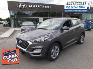 New 2020 Hyundai Tucson Essential  - Apple CarPlay - $169 B/W for sale in Simcoe, ON