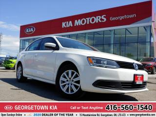 Used 2013 Volkswagen Jetta Sedan Comfortline| ONLY 74K KMS| ROOF| HTD SEATS| ALLOYS for sale in Georgetown, ON