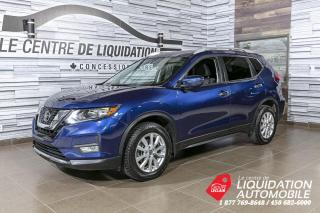 Used 2018 Nissan Rogue SV+MAGS+A/C+CAM/REC+BLUETOOTH for sale in Laval, QC
