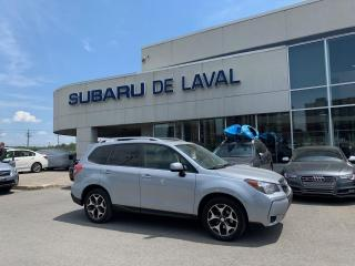 Used 2016 Subaru Forester 2.0XT Touring for sale in Laval, QC