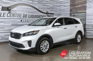 Used 2019 Kia Sorento LX+AWD+MAGS+A/C+CAM/REC+BLUETOOTH for sale in Laval, QC