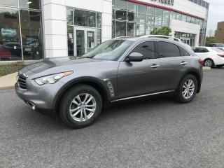 Used 2012 Infiniti FX35 AWD 4dr for sale in St-Hubert, QC