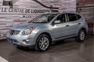Used 2013 Nissan Rogue SL+MAGS18PO+NAV+CAMERA 360 for sale in Laval, QC