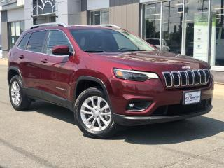 Used 2019 Jeep Cherokee NORTH LATITUDE 4X4  '' BLUETOOTH '' for sale in Ste-Marie, QC
