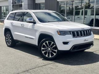 Used 2018 Jeep Grand Cherokee LIMITED TOIT PANORAMIQUE GPS for sale in Ste-Marie, QC