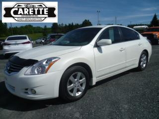 Used 2012 Nissan Altima for sale in East broughton, QC