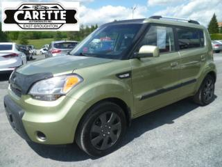 Used 2010 Kia Soul for sale in East broughton, QC