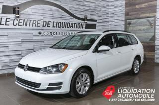 Used 2017 Volkswagen Golf Sportwagen TSI+MAGS+A/C+CAM/REC+BLUETOOTH for sale in Laval, QC