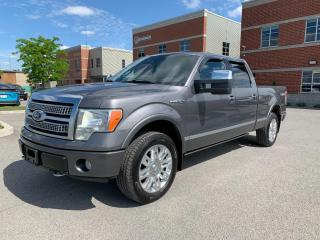 Used 2009 Ford F-150 PLATINUM for sale in Laval, QC
