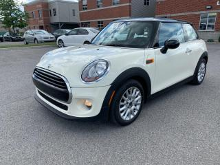 Used 2016 MINI Cooper Automatique for sale in Laval, QC