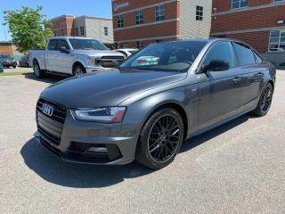Used 2016 Audi A4 Progressiv plus for sale in Laval, QC