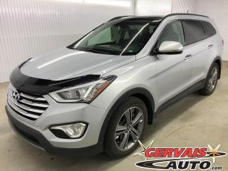 Used 2014 Hyundai Santa Fe XL Limited AWD V6 Cuir Toit Panoramique Mags for sale in Shawinigan, QC