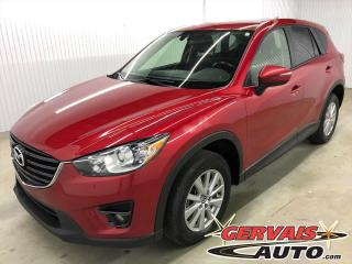 Used 2016 Mazda CX-5 GS 2.5 GPS Toit Ouvrant Caméra Bluetooth Mags for sale in Shawinigan, QC