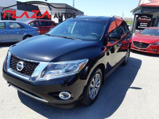 Used 2016 Nissan Pathfinder 4WD 4dr SV for sale in Beauport, QC