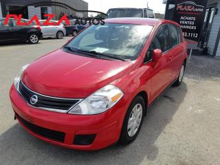 Used 2012 Nissan Versa 5dr HB Auto 1.8 S for sale in Beauport, QC