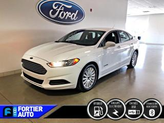 Used 2014 Ford Fusion SE hybride berline 4 portes TA for sale in Montréal, QC