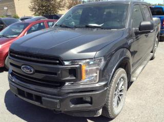 Used 2019 Ford F-150 XL cabine SuperCrew 4RM caisse de 5,5 pi for sale in Montréal, QC