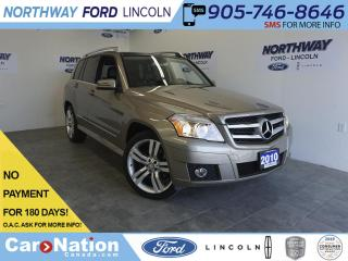 Used 2010 Mercedes-Benz GLK-Class GLK350 | 4MATIC | LEATHER | PANO ROOF | NAV | 68KM for sale in Brantford, ON