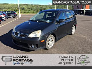 Used 2005 Suzuki Aerio 5dr Wgn SX Manual for sale in Rivière-Du-Loup, QC
