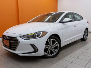 Used 2018 Hyundai Elantra ALERTES ANGLES MORTS REG ADAPTATIF ANDROID *CUIR* for sale in St-Jérôme, QC