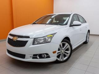 Used 2012 Chevrolet Cruze LT RÉGULATEUR VITESSE CLIMATISEUR *BLUETOOTH* for sale in St-Jérôme, QC