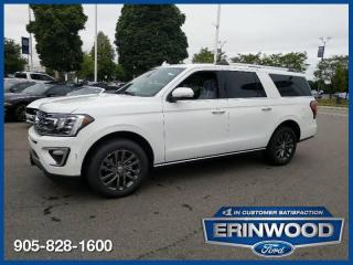 New 2020 Ford Expedition Limited MAX for sale in Mississauga, ON