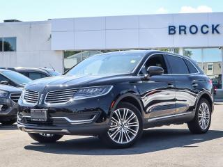 Used 2018 Lincoln MKX Reserve for sale in Niagara Falls, ON