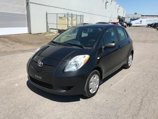 Used 2007 Toyota Yaris Hayon 5 portes, boîte manuelle, LE for sale in Quebec, QC
