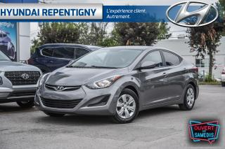 Used 2014 Hyundai Elantra L** A/C, DÉMARREUR À DISTANCE for sale in Repentigny, QC