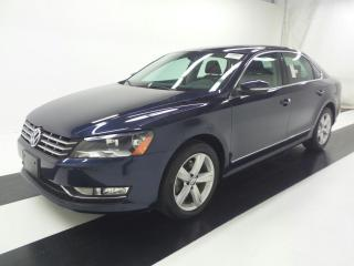 Used 2012 Volkswagen Passat 2.0 TDI DSG Comfortline for sale in Waterloo, ON