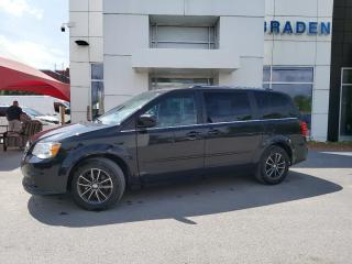Used 2016 Dodge Grand Caravan SXT Premium Plus for sale in Kingston, ON