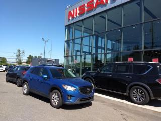 Used 2013 Mazda CX-5 GS AWD TOIT*SIÈGES CHAUFFANT*MAIN LIBRE for sale in Lévis, QC