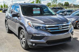 Used 2016 Honda Pilot EX-L AWD CUIR TOIT MAGS NAV CAMERA DE RE for sale in St-Hubert, QC