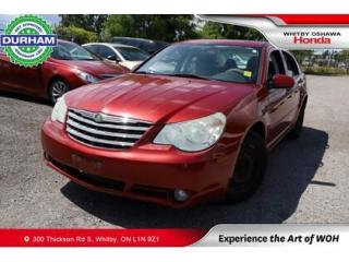 Used 2009 Chrysler Sebring 4DR SDN TOURING for sale in Whitby, ON
