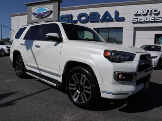 Used 2017 Toyota 4Runner Limited SR5 for sale in Ottawa, ON