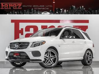 Used 2017 Mercedes-Benz GLE GLE43 AMG DISTRONIC DTR+ B.SPOT 360CAM NAVI PANO LOADED for sale in North York, ON