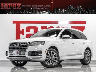 Used 2017 Audi Q7 TECHNIK|MASSAGE|HEADS-UP|ADAPT CRZ|FULLY LOADED for sale in North York, ON