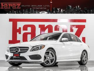 Used 2017 Mercedes-Benz C 300 AMG|BLINDSPOT|NAVI|REAR CAM|PANO|LOADED for sale in North York, ON