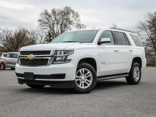 Used 2019 Chevrolet Tahoe LT 4WD, LEATHER SUNROOF NAV for sale in Ottawa, ON