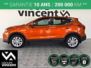 Used 2017 Nissan Qashqai SV AWD TOIT OUVRANT ** GARANTIE 10 ANS ** Meilleure valeur de revente, une très bonne affaire! for sale in Shawinigan, QC