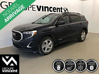 Used 2018 GMC Terrain SLE AWD ** GARANTIE 10 ANS ** Bas kilométrage! for sale in Shawinigan, QC