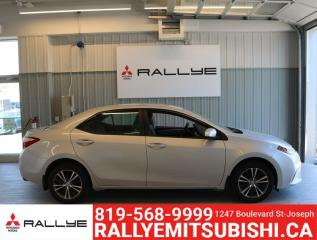 Used 2016 Toyota Corolla LE for sale in Gatineau, QC