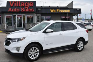 Used 2018 Chevrolet Equinox 1LT Heated Seats! Bluetooth! Back-Up Camera! for sale in Saskatoon, SK